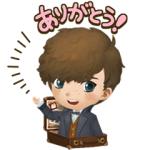 【LINE無料スタンプ速報:隠し】バブル2x魔法ワールド コラボ第2弾! スタンプ(2018年11月27日まで)