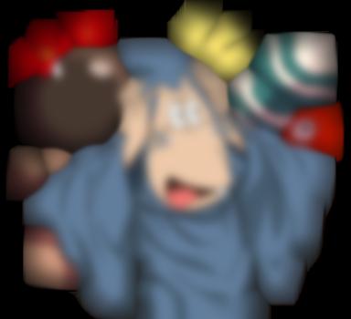 【LINE無料スタンプ予報】人気ゲームと国民的アニメのコラボスタンプ☆ (4)