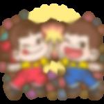 【LINE無料スタンプ予報】甘くてかわいいスタンプです♡ (1)