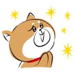 【LINE無料スタンプ速報】ジョンといっしょ スタンプ(2019年01月07日まで)