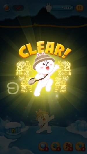 【隠し無料スタンプ】バブル2xクレヨンしんちゃんコラボ! スタンプを実際にゲットして、トークで遊んでみた。 (4)