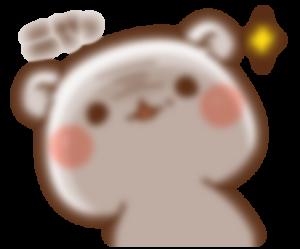 【LINE無料スタンプ予報】超人気のドかわいいコンビが2019年初登場! (4)