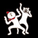 【限定無料スタンプ】けたたましく動くクマ×ホンディー スタンプを実際にゲットして、トークで遊んでみた。