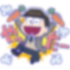 【LINE無料スタンプ予報】人気アニメとゲームのコラボスタンプ☆ (1)