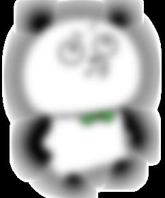 【LINE無料スタンプ予報】去年大ブレイクしたあのパンダの新作スタンプ♪ (4)