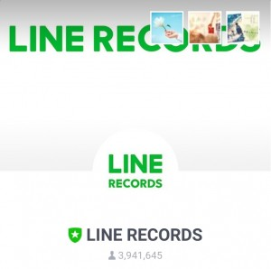【隠し無料スタンプ】うさロック x LINE RECORDS スタンプを実際にゲットして、トークで遊んでみた。 (1)