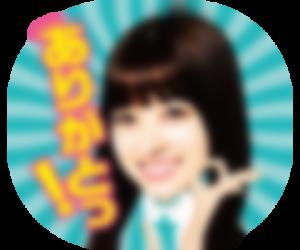 【LINE無料スタンプ予報】人気タレント出演のCMがスタンプに☆ (4)