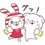 【LINE無料スタンプ速報】祝令和!しまむら×いぬまっしぐら スタンプ(2019年05月27日まで)