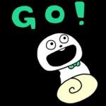 【限定無料スタンプ】ごきげんぱんだ×SHOPPING GO スタンプを実際にゲットして、トークで遊んでみた。