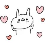 【LINE無料スタンプ速報:隠し】うさぎ帝国×ホットヨガスタジオLAVA スタンプ(2019年06月10日まで)