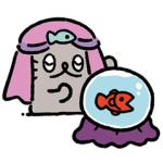 【LINE無料スタンプ速報】ねこのぶーちゃん x トーク占い スタンプ(2019年06月19日まで)