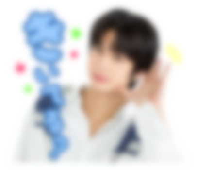 【LINE無料スタンプ予報】日本でも大人気の海外アーティストスタンプ登場☆ (3)