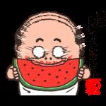 【人気スタンプ特集】【高速】昭和のおじさん【夏】 スタンプ、まとめ