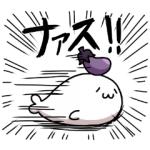 【LINE無料スタンプ速報:隠し】あざらしさんスタンプ(2019年09月12日まで)