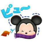 【LINE無料スタンプ速報】LINE:ディズニー ツムツム6周年記念 スタンプ(2020年01月31日まで)