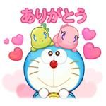 【LINE無料スタンプ速報】ドラえもんパーク 映画コラボ記念スタンプ(2020年04月07日まで)