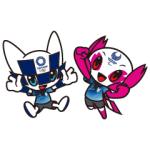 【LINE無料スタンプ速報】ミライトワ&ソメイティ公式スタンプ第2弾 スタンプ(2020年09月06日まで)