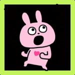 【人気スタンプ特集】ラブラビットの愛しいごあいさつ スタンプ、まとめ