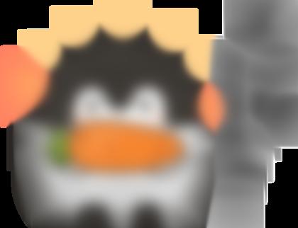 【LINE無料スタンプ予報】かわいいペンギンの赤ちゃんが動物村にお引越し♡ (2)
