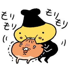 【隠し無料スタンプ】テンプラニンジャ&サムライ パンと一緒 スタンプのダウンロード方法とゲットしたあとの使いどころ