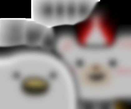 【LINE無料スタンプ予報】クマとトリの異色コンビ誕生☆ (4)