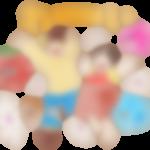 【LINE無料スタンプ予報】あの名作アニメと人気ゲームのコラボスタンプです☆