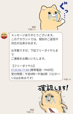 【限定無料スタンプ】目ヂカラ☆にゃんこ×金氏高麗人参 スタンプのダウンロード方法とゲットしたあとの使いどころ (4)