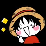 【人気スタンプ特集】しろまるのONE PIECE コラボスタンプ♡限定、まとめ