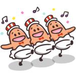 【LINE無料スタンプ速報】あらびき星人ソップリンスタンプ第10弾! スタンプ(2020年08月10日まで)