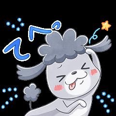 【限定無料スタンプ】LINEモバイル ×「犬と猫」アニメ版 スタンプのダウンロード方法とゲットしたあとの使いどころ