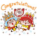 【LINE無料スタンプ速報】ピクサー タワー 1周年記念スタンプ(2020年09月07日まで)