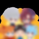 【LINE無料スタンプ予報】国民的人気アニメとのコラボスタンプ!