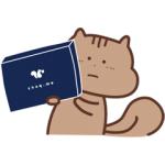 【LINE無料スタンプ速報:数量限定・隠し】スナックミーのりっす スタンプ(2021年01月03日まで)