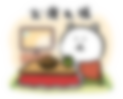 【LINE無料スタンプ予報】癒やし系くまの新作スタンプ☆ (3)