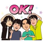 【LINE無料スタンプ速報:隠し】マカロニえんぴつオフライン保存特典 スタンプ(2020年12月03日まで)