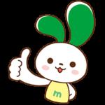 【LINE無料スタンプ速報:数量限定・隠し】マイぴょん【マイネオ公式キャラクター】 スタンプ(2021年06月17日まで)