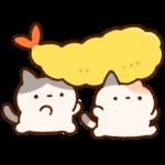 【LINE無料スタンプ速報:隠し】ずんどうネコ いつでも使えるスタンプ(2021年06月12日まで)