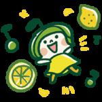 [数量限定/隠し/無料スタンプ速報] 井上誠耕園♪オリーブママ&オリーちゃん スタンプ(2021年09月28日まで)